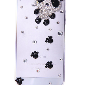 Belleshop Obal na Iphone 5 a 5S Panda